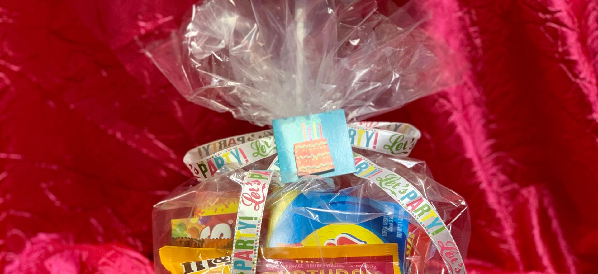 Birthday Candy Box | $30
