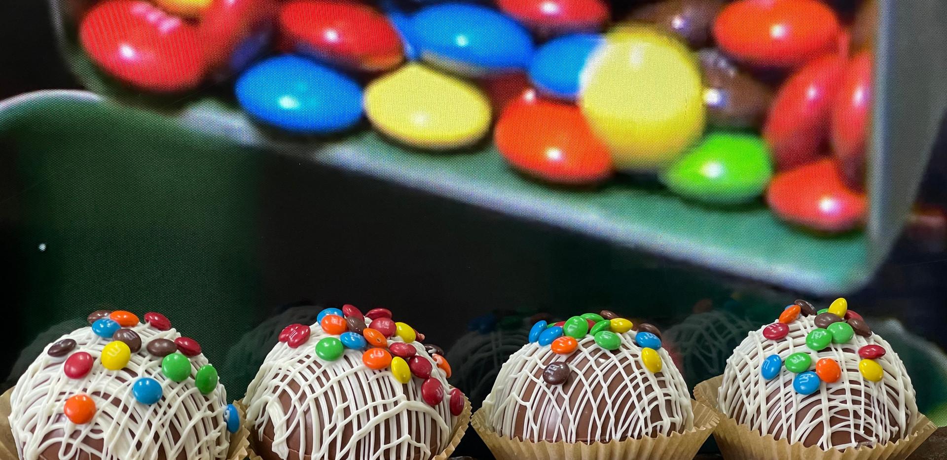 M&M Cocoa Bombs | $25