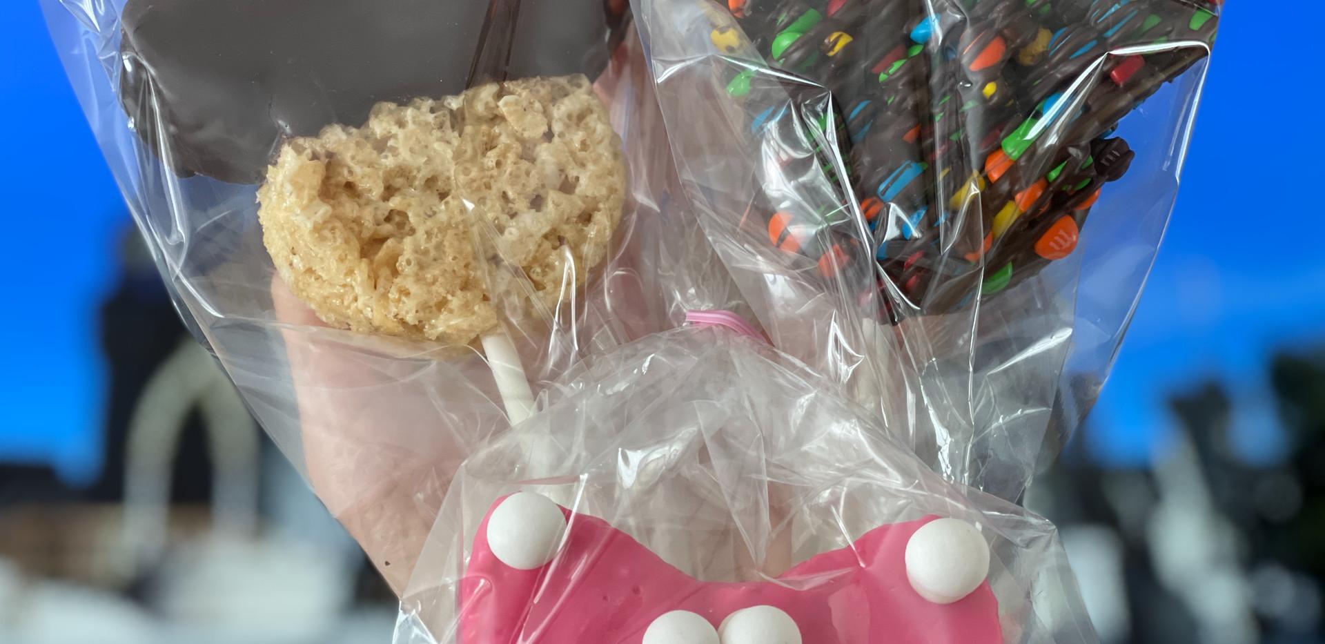 Mickey Rice Krispies Assortment   $19.99