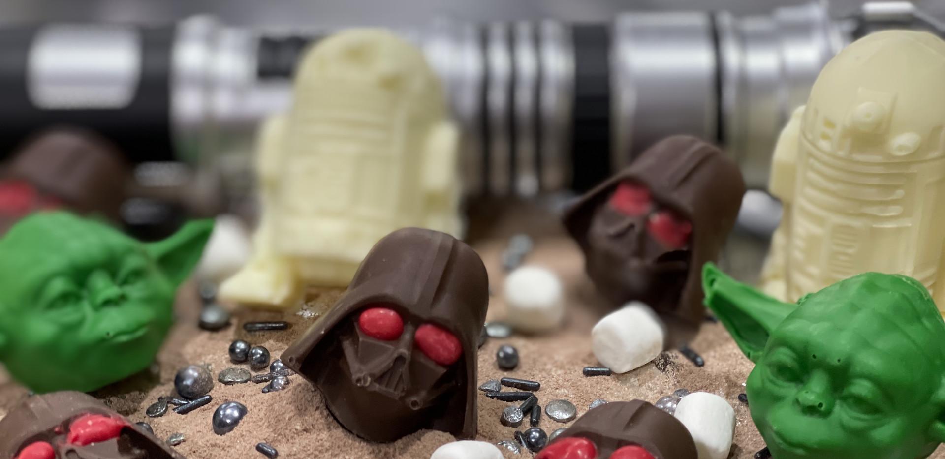 Star Wars Cocoa Bombs | $30