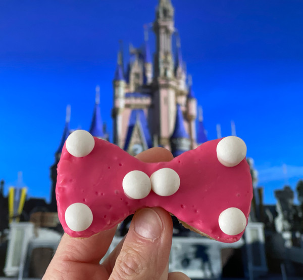 Minnie Mouse Rice Krispies Treats   $14.99