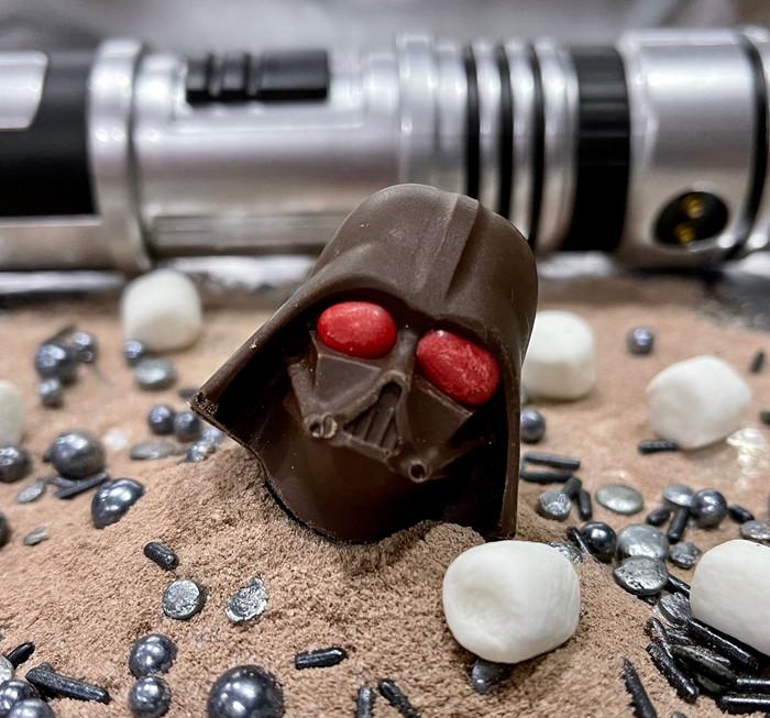 Darth Vader Cocoa Bombs | $35