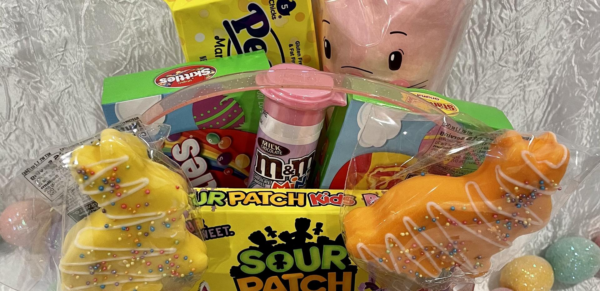 Girl's Easter Basket | $30