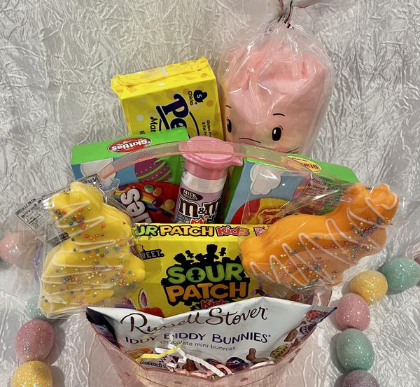 Girl's Easter Basket   $30