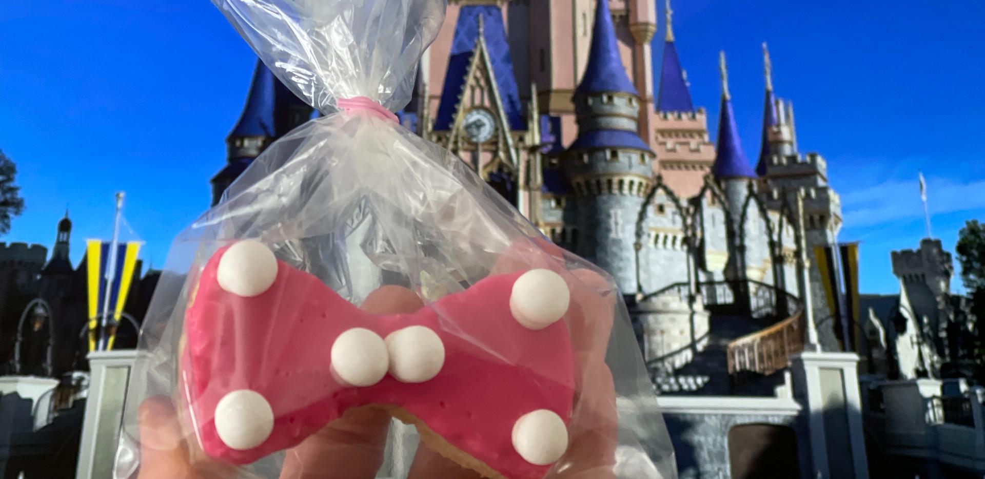Minnie Rice Krispies Treats   $14.99