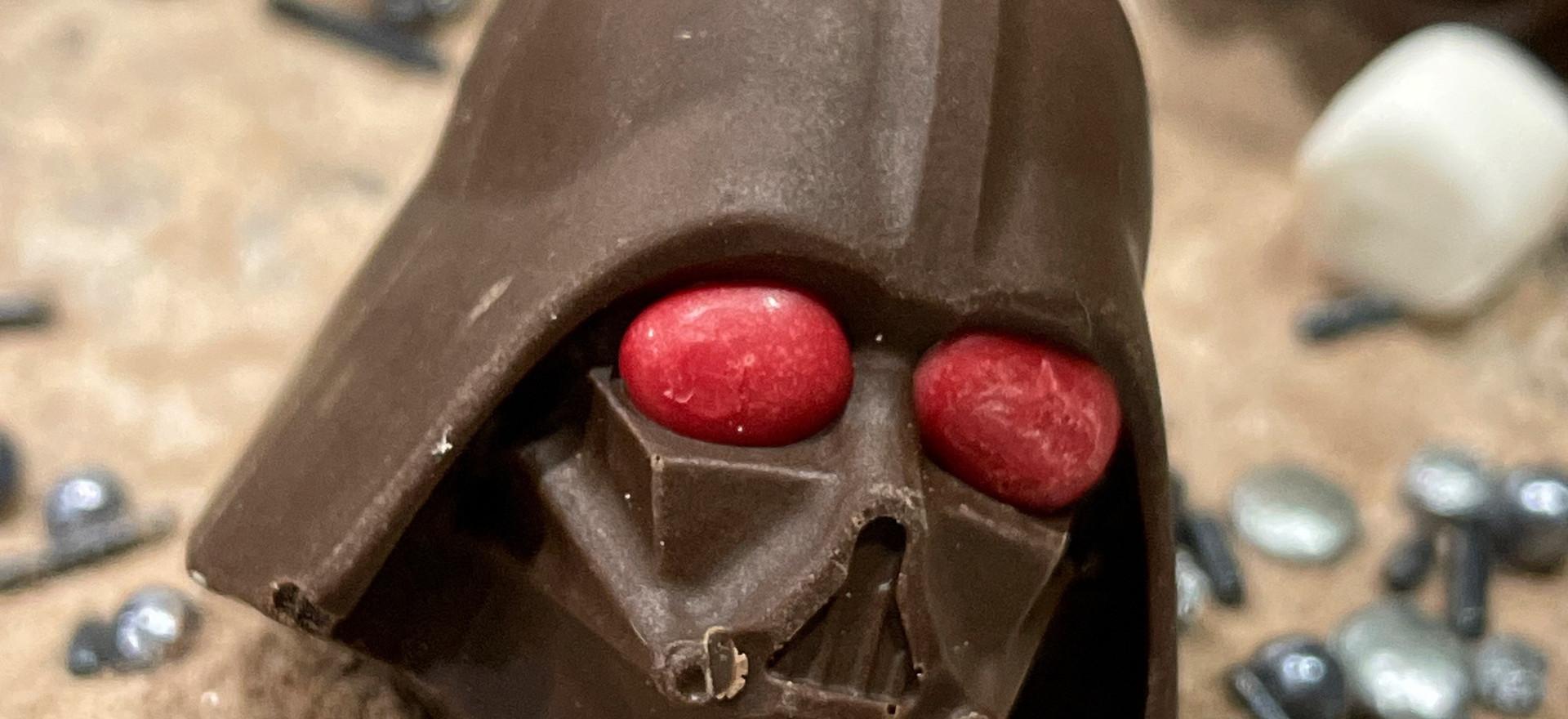 Darth Vader Cocoa Bombs [Box of 4] | $32