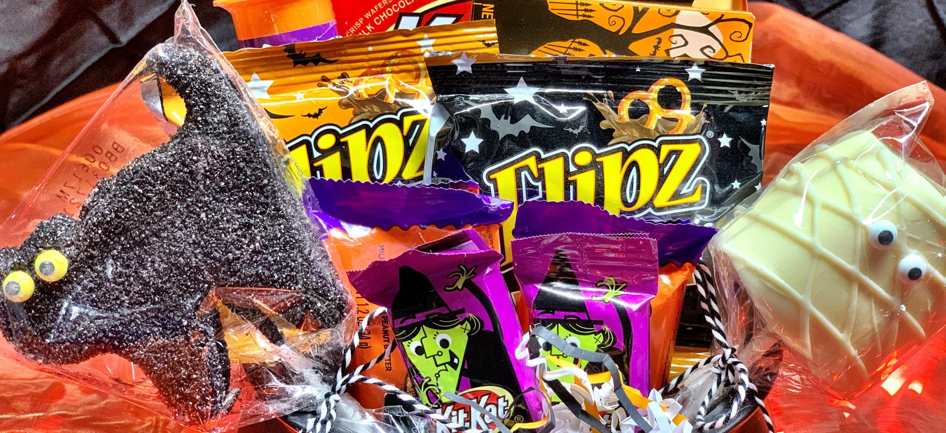 Cauldron Candy Basket | $50