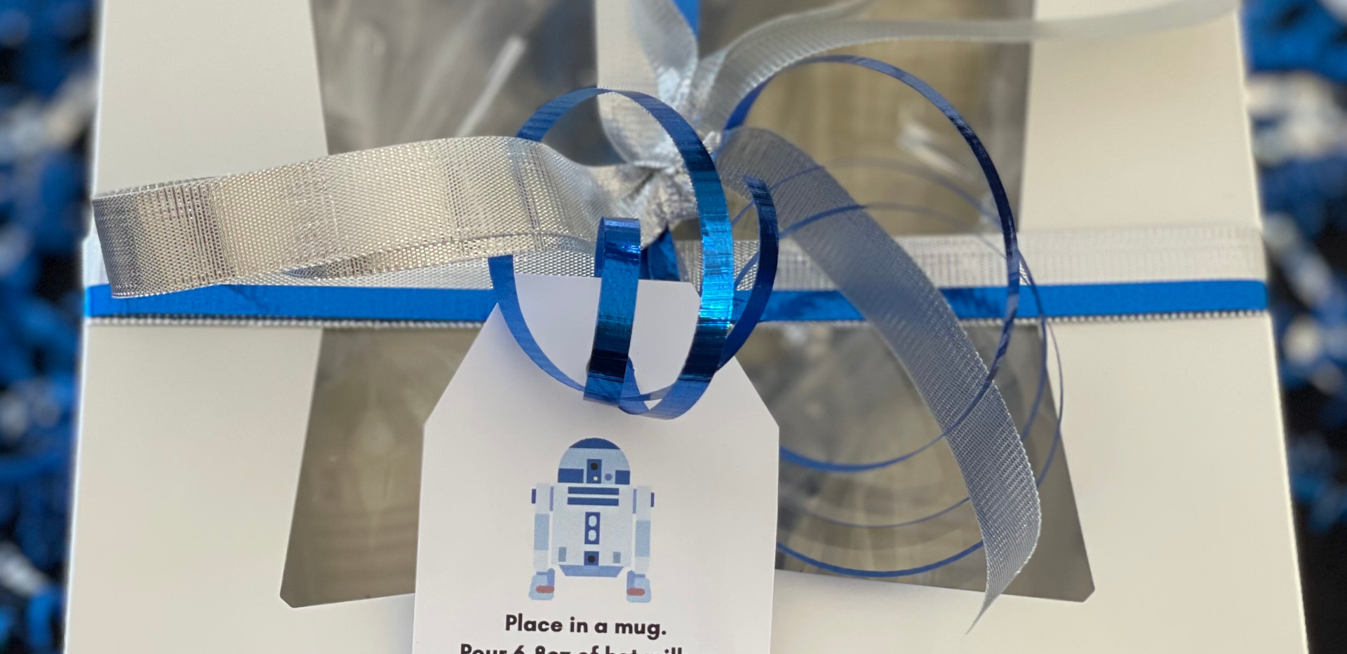 R2-D2 Cocoa Bombs | $30