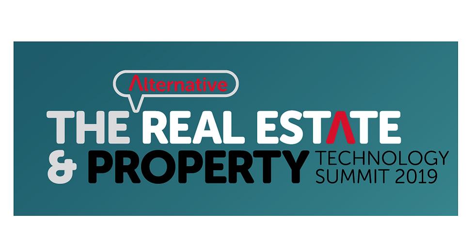 The Alternative Real Estate & Property Technology Summit 2019