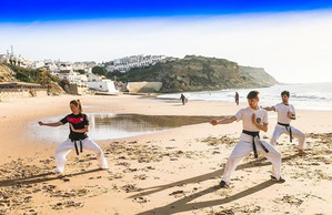 Karate in Portugal