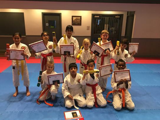 Karate Graders