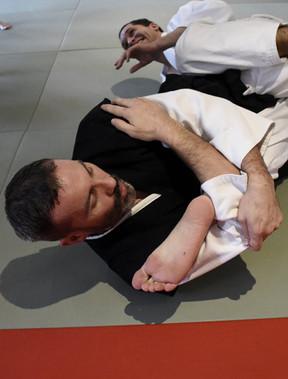 Leeds japanese jiu jitsu
