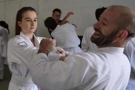 Beginners martial arts classes Leeds