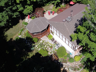 89 Maple Grove - Aerial View