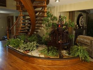 Staircase Garden
