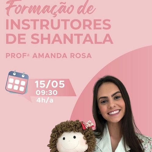 Curso de formação de instrutores de Shantala