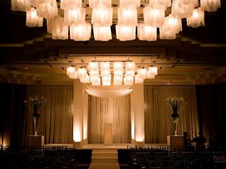 Estilos de decoração de casamento: Contemporâneo