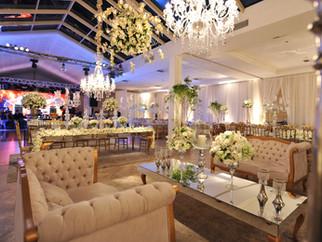Estilos de decoração de casamento: Clássico