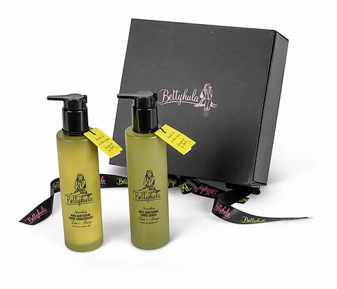 Champagne and Spice Duo Gift Set