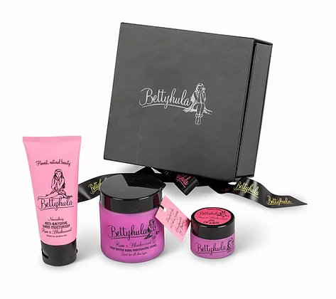 Rum and Blackcurrant Triple Gift Set