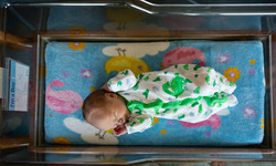 Fresh 48 Newborn Session