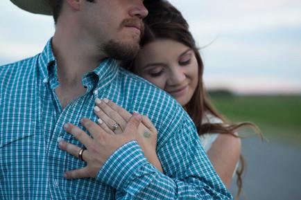 Romantic Colorado Farm Wedding