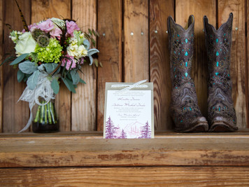 Late August Wedding at Snow Mountain Ranch, Winter Park Colorado