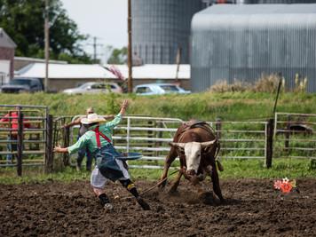 Wilsonville Rodeo Weekend June 2015
