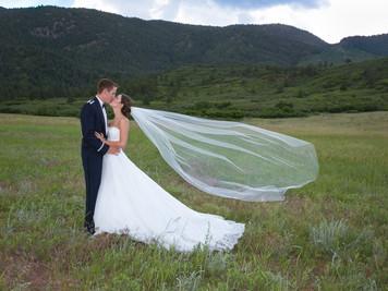 Air Force Base Wedding