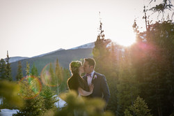 Romantic Winter Breckenridge, Colorado Wedding