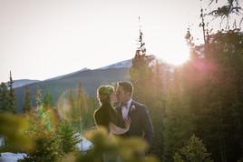 Romantic Winter Breckenridge, Colorado Wedding