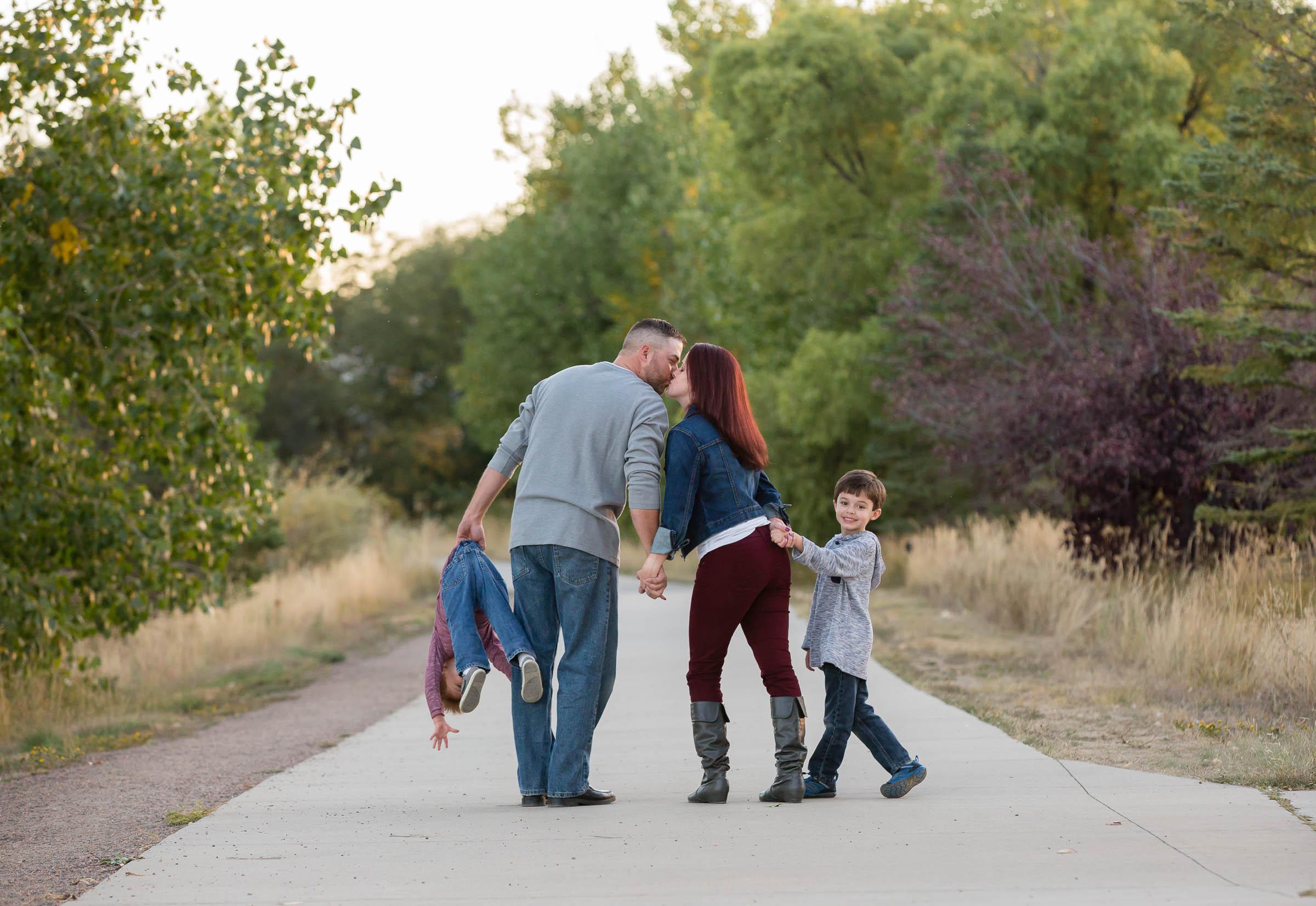 Family Session Longmont Colorado