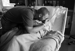Fresh 48 Newborn Hospital Session