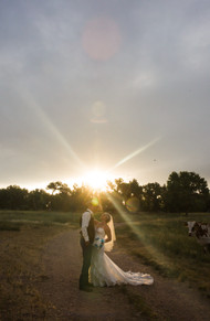 Platte River Fort wedding