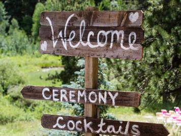 Bailey Colorado Wedding