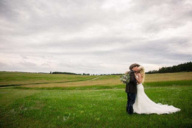 Younger Ranch Wedding Colorado