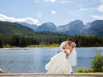 Rocky Mountain National Park, Sprauge Lake Elopement