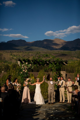 Devils Thumb Ranch Wedding, Tabernsah Colorado