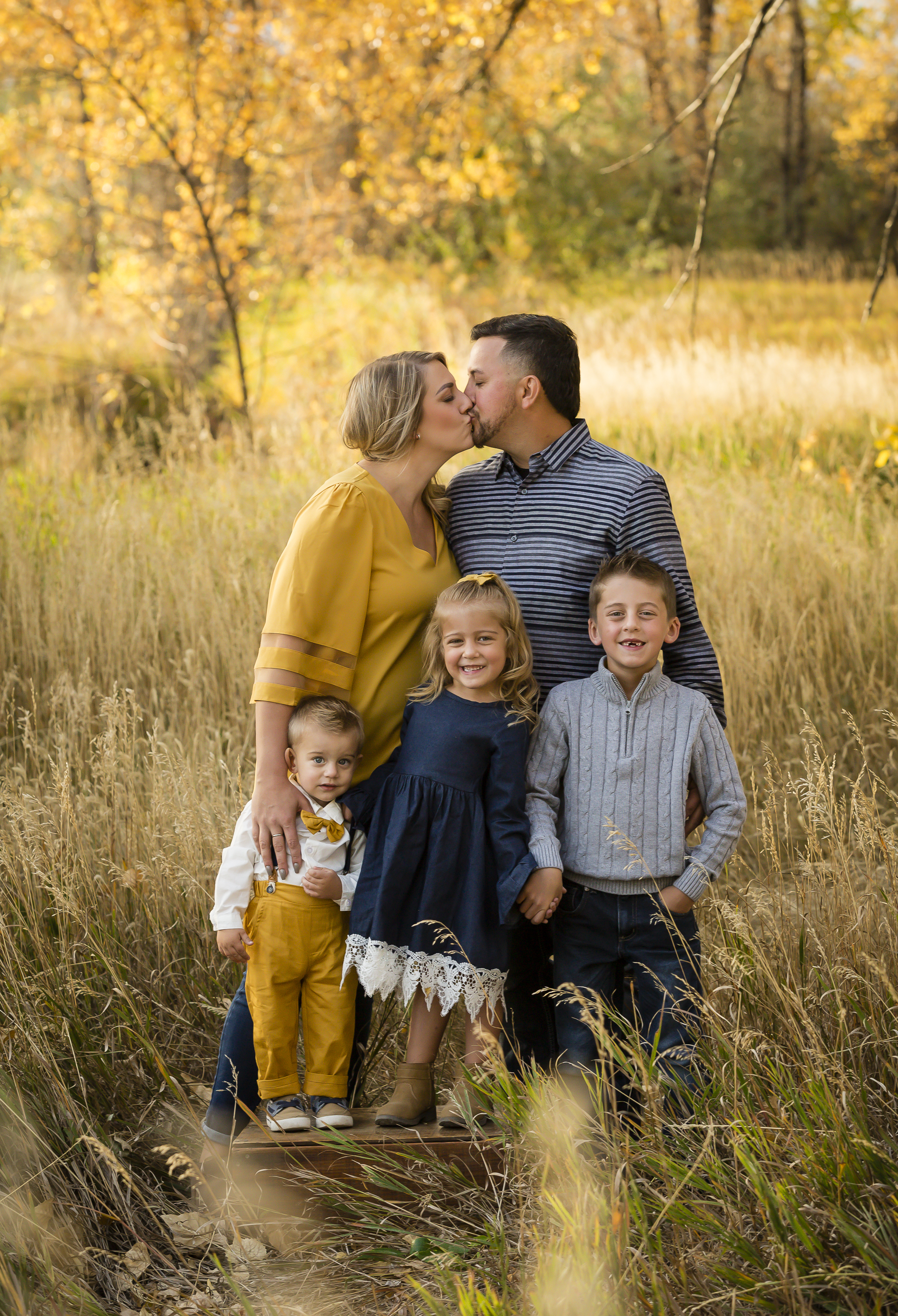 Family Session Fall