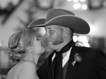 Nick and Jenn's Deer Creek Valley Ranch Wedding, Conifer Colorado