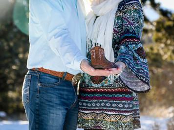Estes Park Pregnancy Announcement