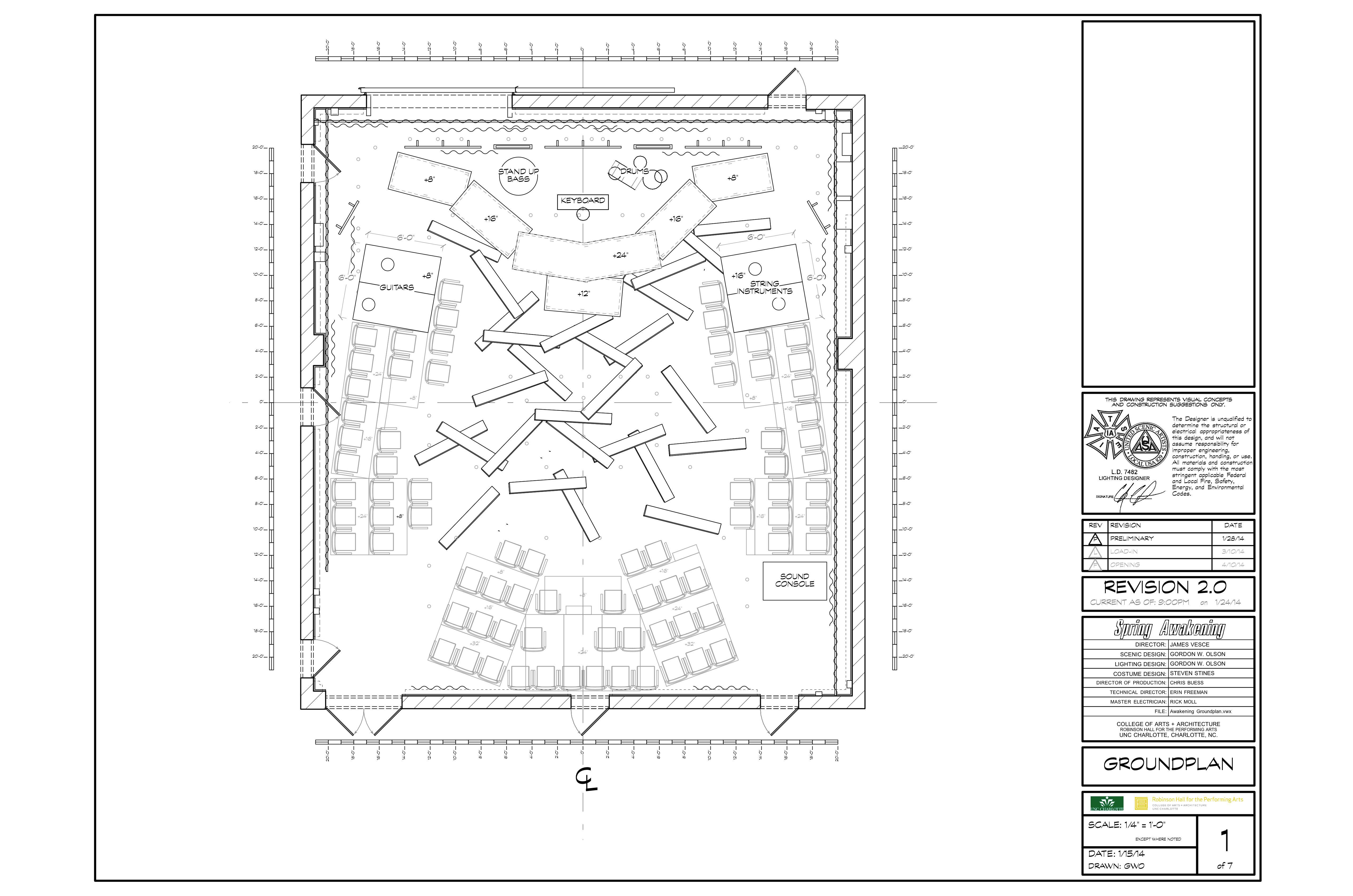 Groundplan