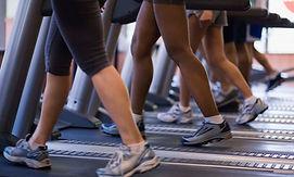 Image of people on treadmills to represent Orthopedics, Sports Medicine