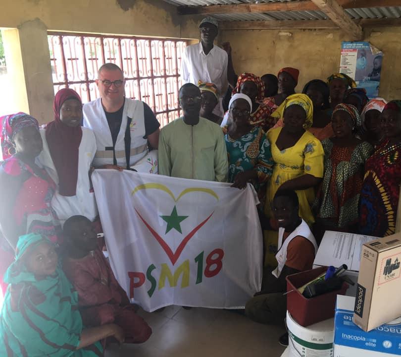 Materniteit Senegal