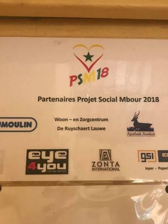 Partners van PSM18