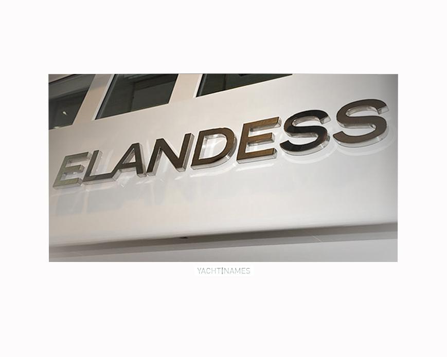 ELANDESS FRAMED