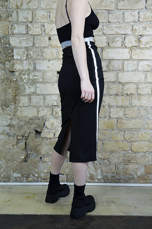 חצאית ארוכה פס