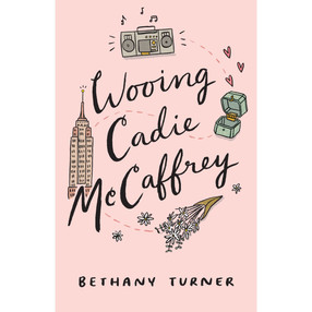Review: Wooing Cadie McCaffrey  by Bethany Turner