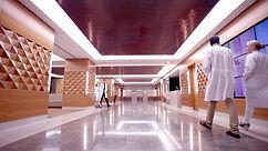 Memorial Hospital Istanbul, Memorial Hospital Turkey Lobby, Memorial Hospital Istanbul Inner View, Memorial Hospital Sisli