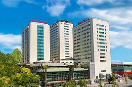 Memorial Hospital Istanbul, Memorial Hospital Turkey, Memorial Hospital Outer View, Memorial Hospital Sisli